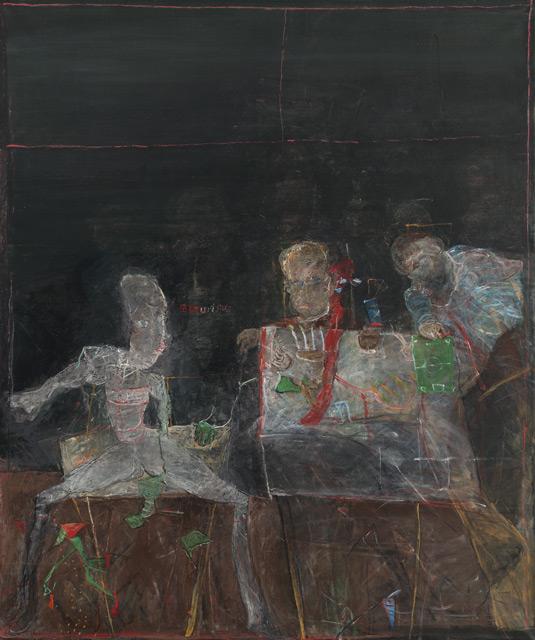 Rudi Tröger, Kindergeburtstag, 1966