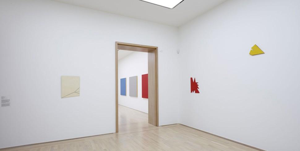2015_Lenbachhaus_Kunst-nach-1945_Heinz Butz_Bildobjekt_shaped canvas